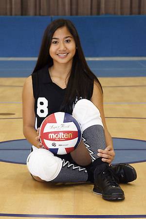 Natalie Mabalot, 2006 ACEZ 14-1 Volleyball
