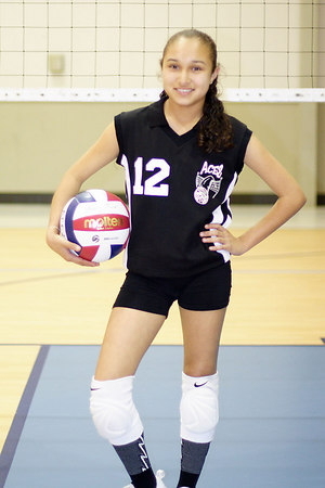 #12 Tracy Hernandez, 2006 ACEZ 14-1 Volleyball