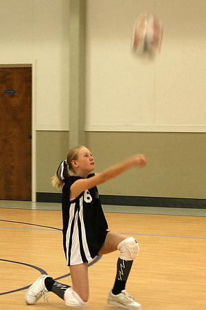 #06 Sierra Smith, 2006 ACEZ 14-1 Volleyball