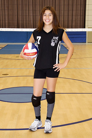 #07 Natalie Ginsberg, 2006 ACEZ 14-2 Volleyball