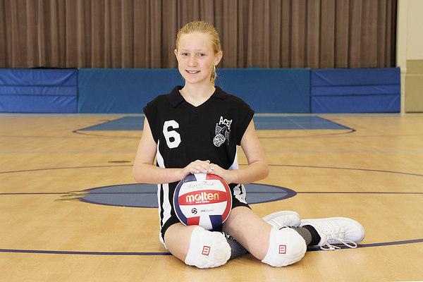 #06 Sierra Smith, 2006 ACEZ 14-2 Volleyball