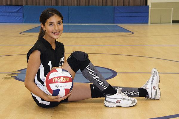 #01 Marilynn Mendoza, 2006 ACEZ 14-2 Volleyball