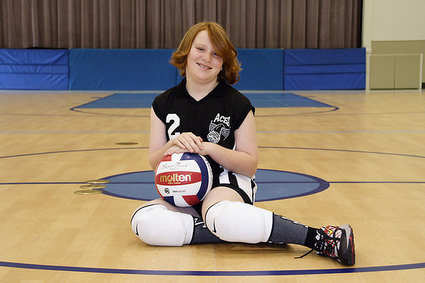 #02 Aliyah Helling, 2006 ACEZ 14-2 Volleyball
