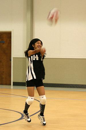 #14 JessiAnne Dejarme, 2006 ACEZ 14-1 Volleyball
