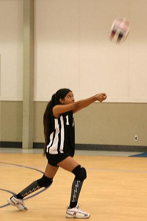 #01 Marilynn Mendoza, 2006 ACEZ 14-1 Volleyball