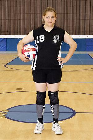 #18 Samantha Murphy, 2006 ACEZ 14-2 Volleyball