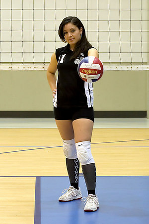 #11 Raeana Reed. 2006 ACEZ 16-1 Volleyball