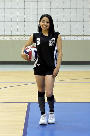 #08 Dionicia Nava. 2006 ACEZ 16-2 Volleyball