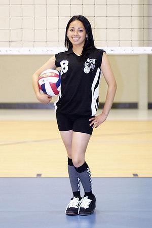 #08 Dionicia Nava, 2006 ACEZ 16-2 Volleyball