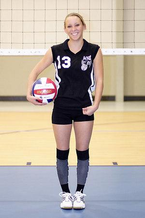 #13 Leeya Zeider, 2006 ACEZ 16-2 Volleyball