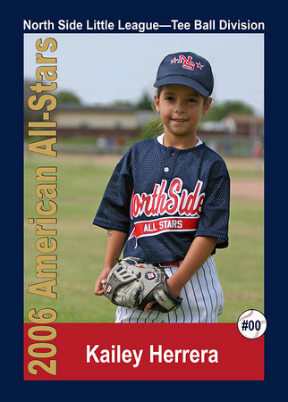 American Tee Ball Portraits