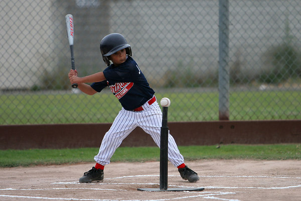 American Tee Ball vs Eastside (10 Jul)