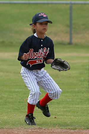 American Tee Ball vs Moorpark (25 Jun)