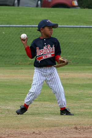 American Tee Ball vs Sunset (24 Jun)
