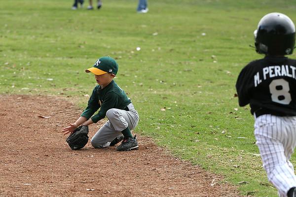 A's vs Astros (8 Apr)