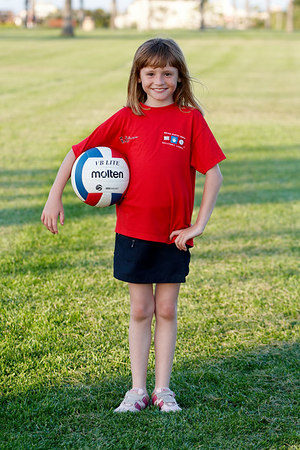 Sydney Kane. Red Robins, US Youth Volleyball League.