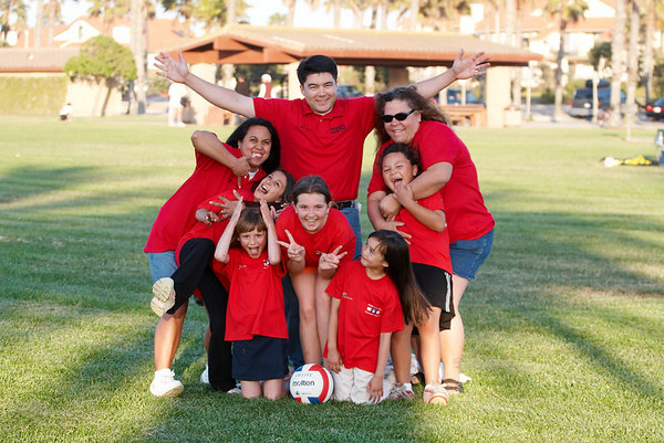 Red Robins, US Youth Volleyball League.