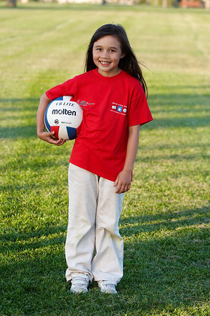 Sierra Moore. Red Robins, US Youth Volleyball League.