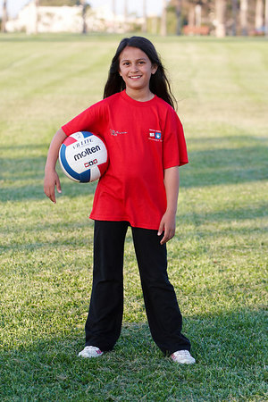 Amanda Segura. Red Robins, US Youth Volleyball League.