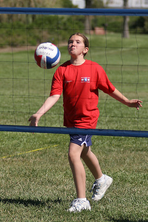 Morgan Dibler. Red Robins, US Youth Volleyball League.