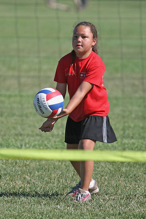 Alanna Quilantang. Red Robins, US Youth Volleyball League.