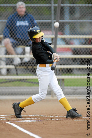 11U Ventura Pirates vs Saticoy Angels. 2007 Ventura Pirates 4th Annual Memorial Weekend Tournament.