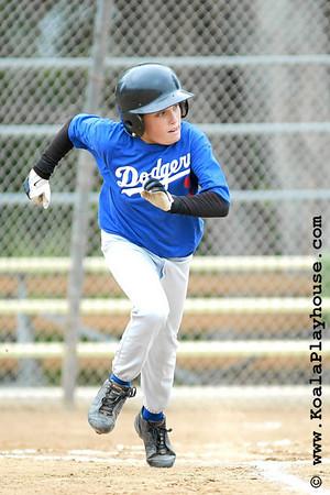 12U Ventura Dodgers vs. California Quakes. 2007 Ventura Pirates 4th Annual Memorial Weekend Tournament.