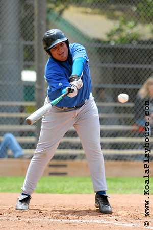 14U Ventura Pirates vs. Ocean View Dodgers. 2007 Ventura Pirates 4th Annual Memorial Weekend Tournament.