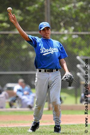 14U Ventura Pirates vs Ocean View Dodgers (28 May)