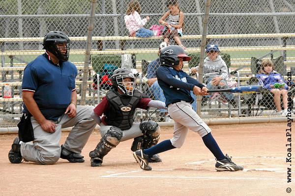 09U Oxnard Sharks vs Sierra. 2007 Ventura Pirates 4th Annual Memorial Weekend Tournament.