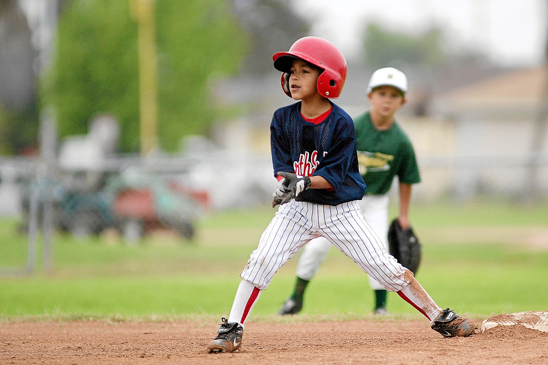 North Side All-Stars vs. Moorpark All-Stars, Moorpark wins 26 to 11, 2007 North Side Little League Baseball, Tee Ball Division