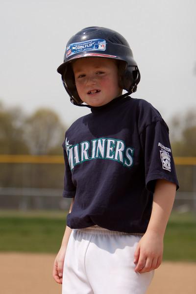 Mariners vs Mets (19 Apr 2008)