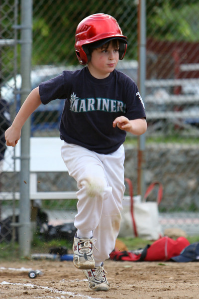 Mariners vs Sea Dogs (19 May 2008)