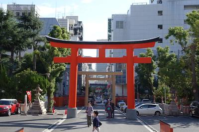 Ikuta Shrine, Kobe 2015