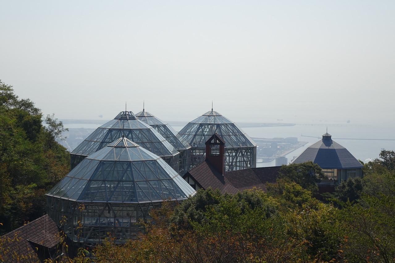 Kobe Nunobiki Herb Gardens and Ropeway Glasshouse