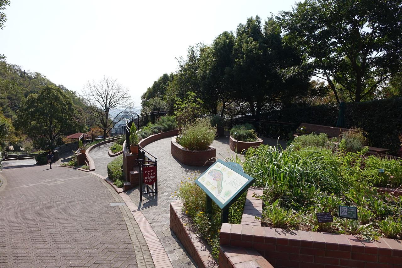 Kobe Nunobiki Herb Gardens and Ropeway