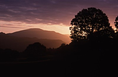 2004 : High Oxenfell Sunrise