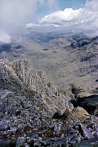 1979 : Sty Head from Lingmell