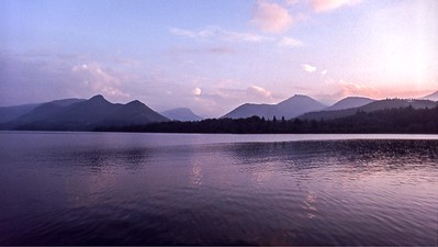 1999 : Derwent Water and the North Western Fells from Crow Park