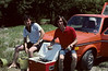 1975-09 (004) Clamming Sebastian Inlet FL Ken Donaldson & Kevin McDaniel