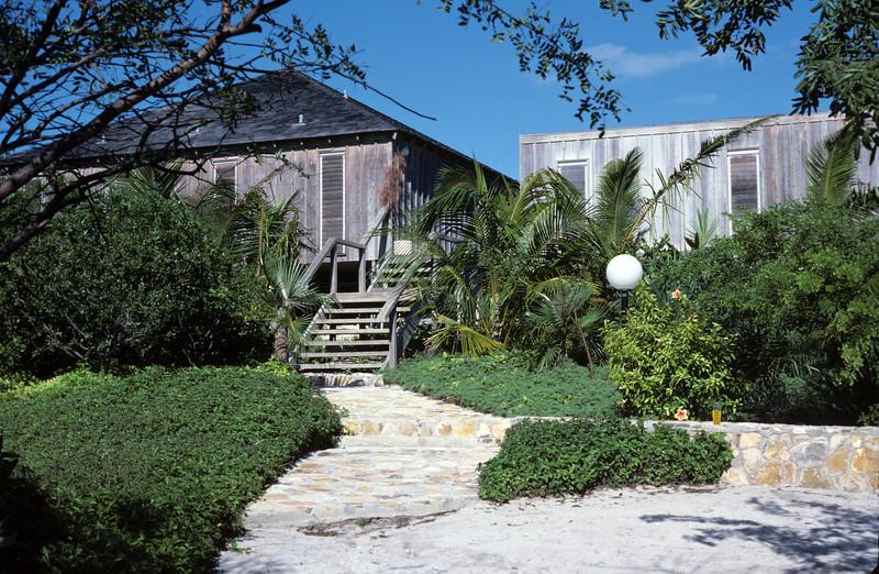(Charsubon House, Tarpum Bay) Great Exuma. Bahamas