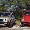 1981-01 VW Beetle  + Honda Accord 001