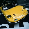 Yellow Ferrari Dino