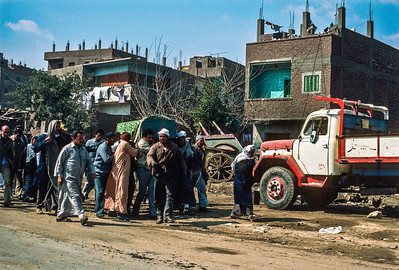 Funeral in Cairo (1985)