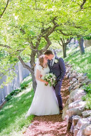 Kody + Myra Wedding Day