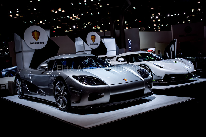 Koenigsegg CCX and Jesko