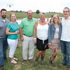 Micah and Mary Arnold, Greg and Jamie Thevenot, and Jaynie and Jeff Rockhill.