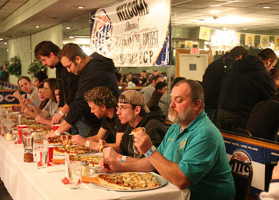 Giovanns Pizza Eating Contest
