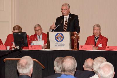 2016 State Convention, Winston-Salem