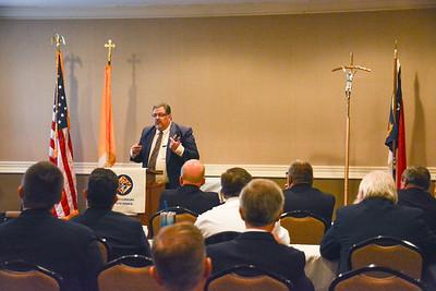 2017 District Deputy Meeting in Durham